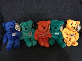 Salvino's Bammers collector bears