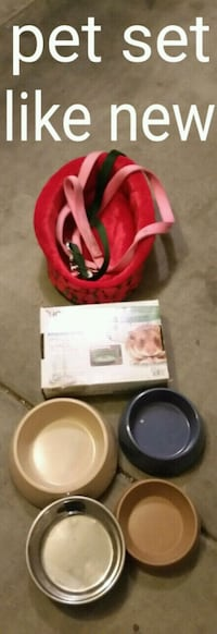 Assorted pet items, new and like new  Las Vegas, 89183