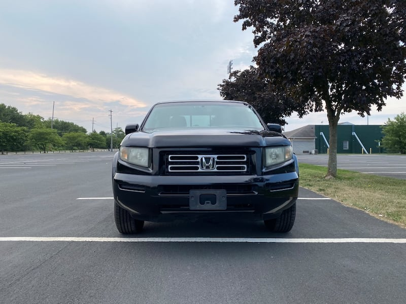 2008 Honda Ridgeline RTL with Leather and Navigation f0bb4fe0-fe7b-4d43-8e9f-418e98d55ff3