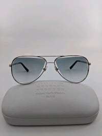 "LIMITED EDITION MAISON MARTIN MARGIELA ""WRONG SIZE"" AVIATOR SUNGLASSES Edmonton, T5Z 2X7"