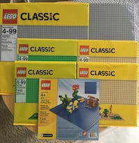 New Unopened LEGO Base Plates Anaheim, 92805
