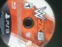 WWE2k15 for Ps3 Virginia Beach, 23454