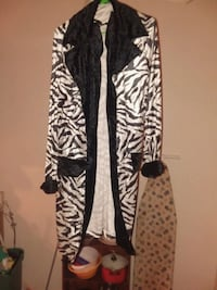 black and white zebra print jacket Tucson, 85710