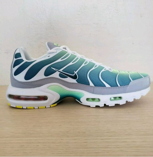 Sold Air Max Plus Og Tuned Tn Mint Ghost Green White Teal Size 9