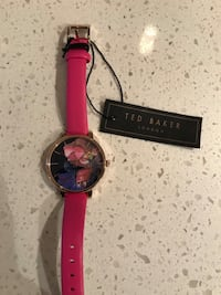 New Ted Baker watch $210 watch