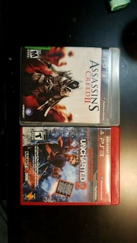 PS3 Games Burnaby, V5C 5J9