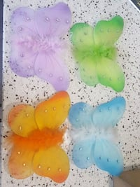4 big butterfly decoration for 5.00 Innisfil, L9S 2B1