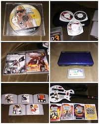 Nintendo playstation video games DS ps2 ps3 psp n64 gameboy advance