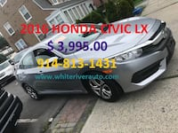 2016 HONDA CIVIC LX  New Rochelle