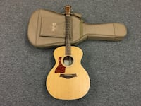 Taylor 114 Acoustic Left Hand Guitar with Gig Case & Paperwork Danvers