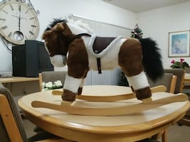 Adorable Rocking Horse !!
