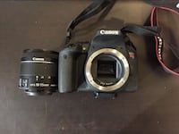 Canon T7i Digital Camera 473 km