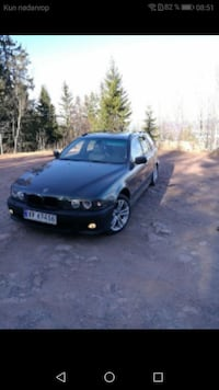 BMW - 5-Series - 2000 Ringerike, 3525
