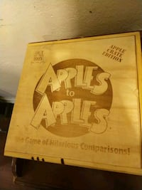 Apples to apples collector edition Dallas, 75214
