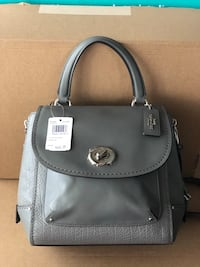 Coach can be worn as backpack or crossbody Toronto, M3N 2E4