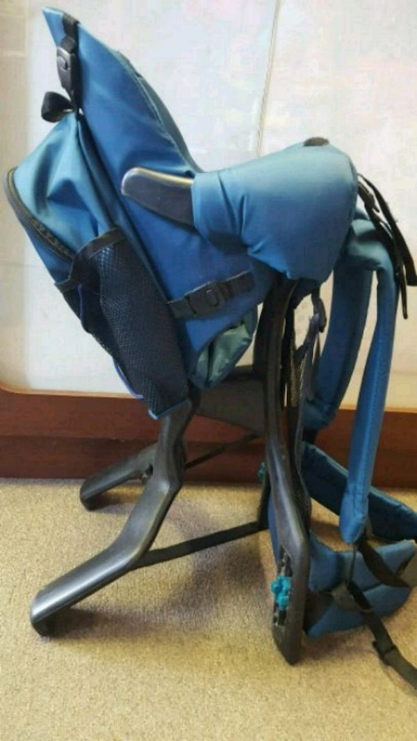 Evenflo Trailtech Hiking Backpack Carrier