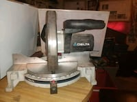 Delta miter saw $50 OBO Oklahoma City, 73108