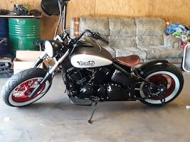 We Customize Motorcycles