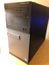Dell Optiplex 3010 Computer; Intel Core i5-3470 CPU; 8GB RAM; 240GB SSD; GeForce GT 1030 2GB Fairfax, 22031