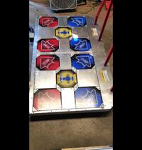 Two Pump It Up Prime pads