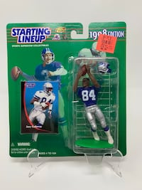 Vintage Seattle Seahawks Great Joey Galloway STARTING LINEUP ACTION FIGURES (1) [Brand New] Washington, 20016