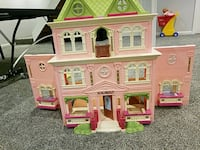 Fisherprice loving family grand mansion Ellicott City, 21042