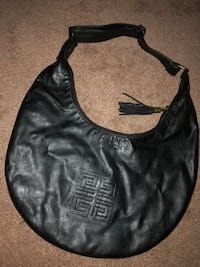 Givenchy Black leather hobo bag with tassel Fayetteville, 28311