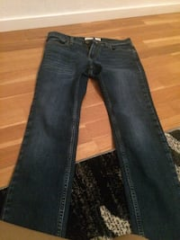 jeans hollister orginal Huddinge, 141 56