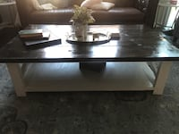 Custom built large coffee table  Milton, L9T 9A4