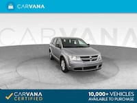 2015 Dodge Journey suv SE Sport Utility 4D Gray