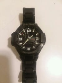 round black Casio G-Shock digital watch St. Louis, 63118