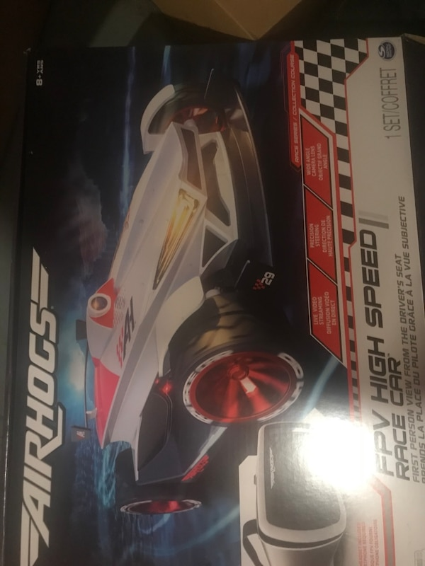 Used Airhogs Fpv High Speed Race Car Box For Sale In Saint Paul Letgo