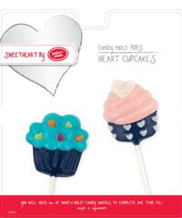 Brand New HEART CUPCAKE & WEDDING CAKE POP CANDY MOLDS - MAKE'N MOLD Toronto, M1B 5J4