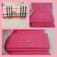 Gorgeous Burberry wallet  Whitby, L1N 8X2