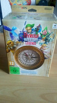 Zelda Hyrule Worriors Limited Edition neu! Werther, 33824