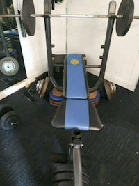 Marcy Weight bench  Lithia Springs, 30122