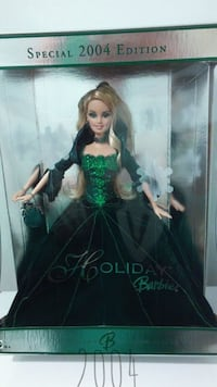 2004 Holiday Barbie Tullahoma, 37388