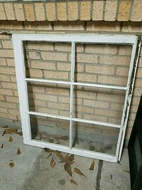 white wooden glass panel window  Kenner, 70062