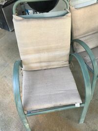 Glass top outdoor patio furniture with 8 chairs  North Augusta, 29860