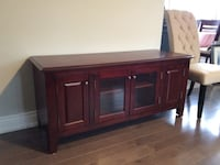 Tv stand and stereo cabinet