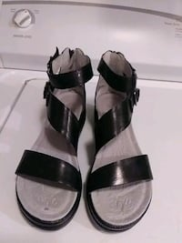 Black sandals Palmdale, 93551