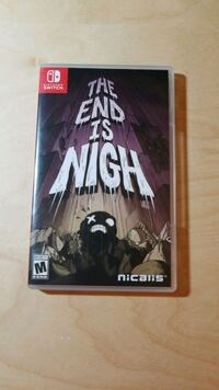 The end is nigh nintendo switch Brooklyn, 11229