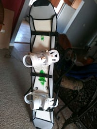Rossignol District Snowboard w/ Burton Custom Bindings