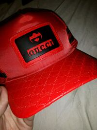 Authentic red Gucci hat  Mississauga, L4X 1L5