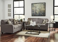 NEW Ashley Furniture Full Sofa Bed and Loveseat Wallingford, 19086