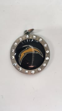 San diego chargers pendant