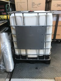 NEW Mauser IBC Container 330 Gallon UN Approved LASVEGAS