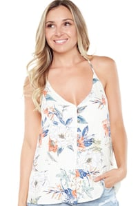 Minkpink garden party floral halter size M Calgary, T2E 3W8