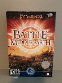 LOTR The Battle for Middle-Earth PC Chilliwack, V2R 0R4