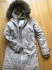 Winter jacket tna brand beige size small  Toronto, M4P 1T4